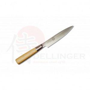 Utility 120 mm-Suncraft Senzo Bamboo-High carbon-japonský kuchyňský nůž