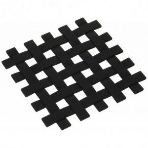 silikonová tepelně odolná protiskluzová podložka ( mřížka ) SUNCRAFT - černá